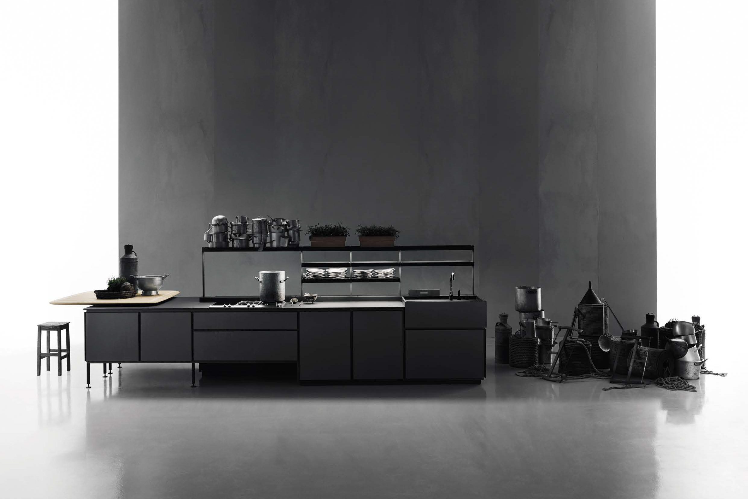 Kitchens Boffi Studio Aarau