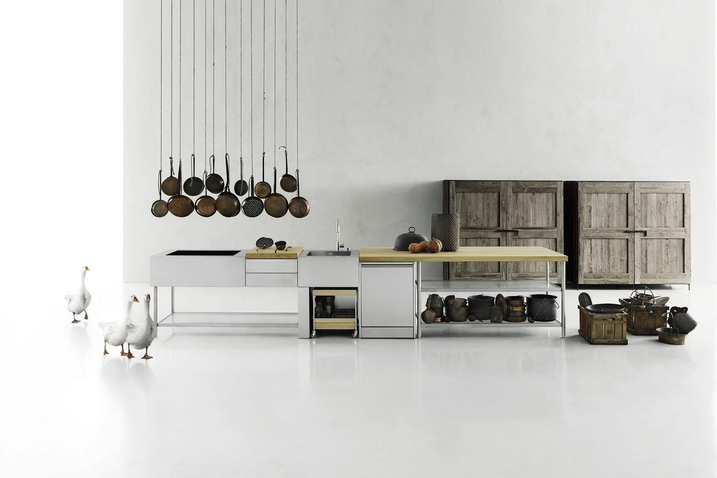 Open Boffi Küche
